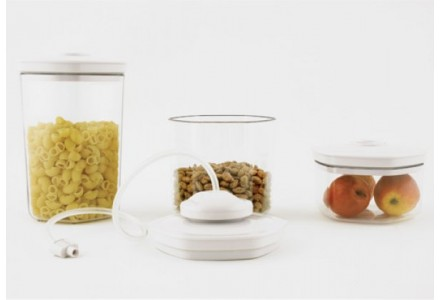 Kit de 3 boites à vide Conserbox ,pour machines Conservando et Keep vacuum LUX